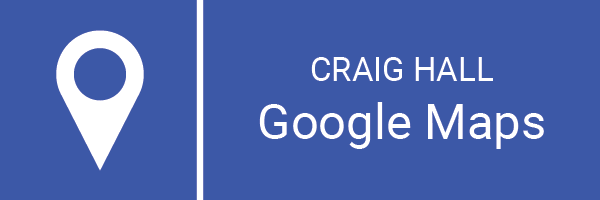 icon for google maps of craig hall