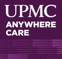 UPMC anywhere care logo photo