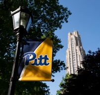 pitt campus and cathedral of learning